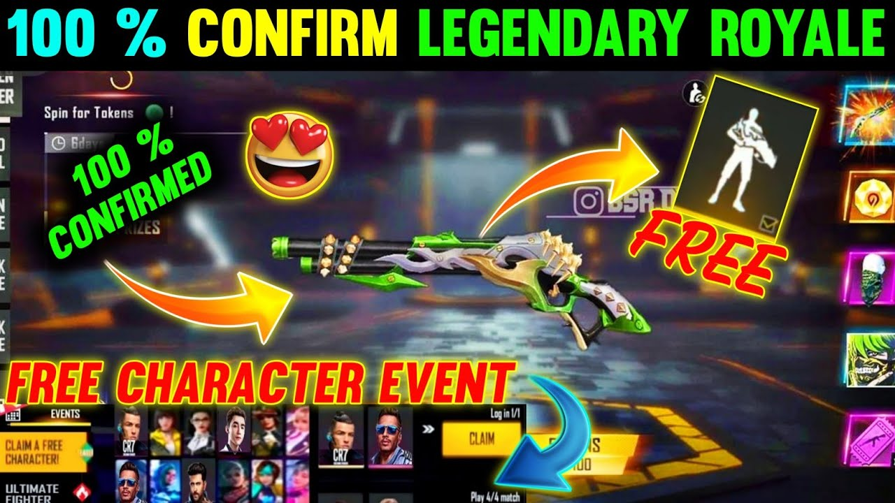 5 May free fire new event , ff new event , today new event free fire ,free fire new event