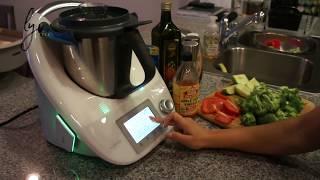 Ensalada de brócoli en Thermomix®