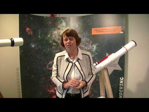 prof. Ewine Van Dishoeck; ode aan Kees de Jager