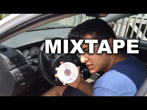 How to create a Mixtape/CD for your car