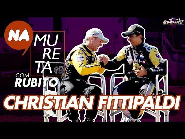 """""""Na Fórmula Indy foi onde mais tive prazer em correr""""- Christian Fittipaldi na Mureta com Rubito #9"""