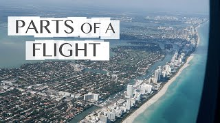 Parts of a Flight - What It