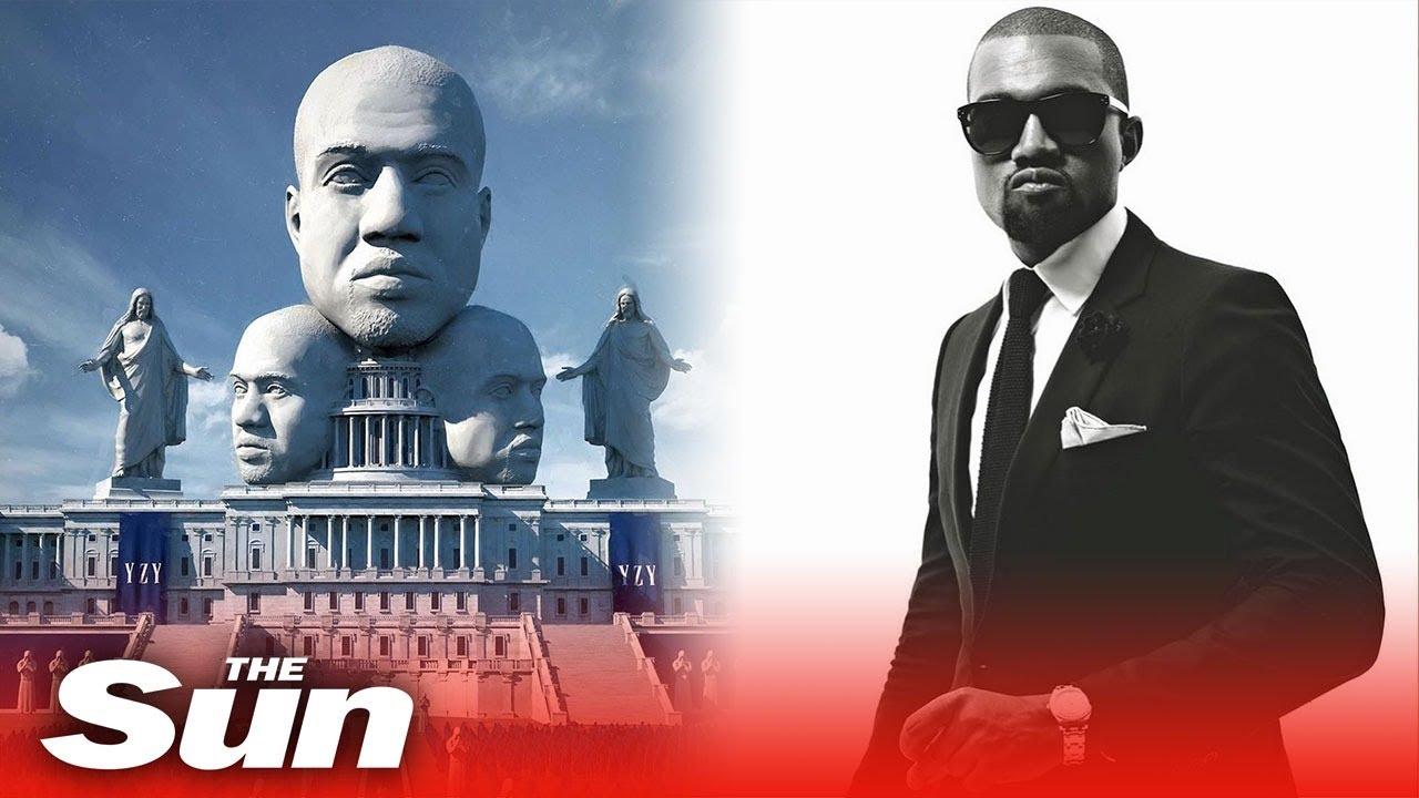 Live: Rapper Kanye West holds campaign event in South Carolina