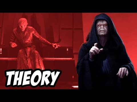 Snoke's Connection to Palpatine Revealed in The Rise of Skywalker?