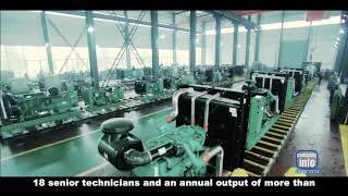 Jiangsu Starlight Electricity Equipment Co.,Ltd - Largest Diesel Generator OEM in China