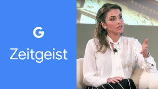 A Message to Europe - Her Majesty Queen Rania Al Abdullah of Jordan