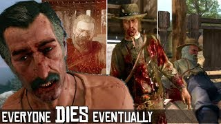 Jack Marston Gets Revenge Over All The Deaths In The Red Dead Redemption Series
