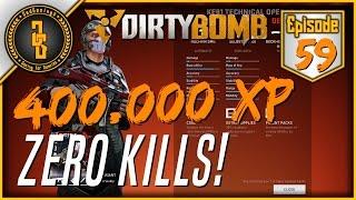 Dirty Bomb - One Level Zero Kills [Challenge] #1 - Ep.59 (60fps)