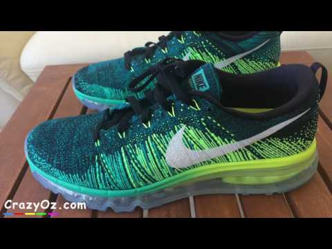 Nike Flyknit Air Max 2016 Review