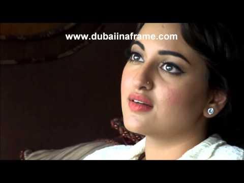 Sonakshi Sinha on Lootera promotion in Dubai
