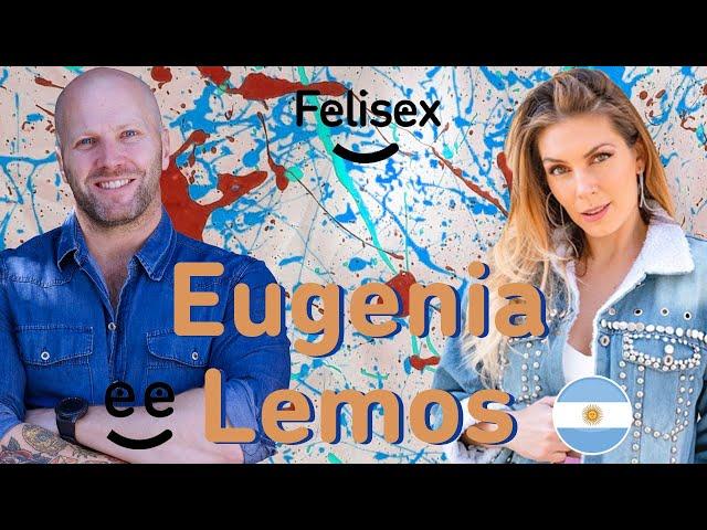 Entrevista a Eugenia Lemos 2020 COMPLETA Felicidad, Amor y Sexualidad