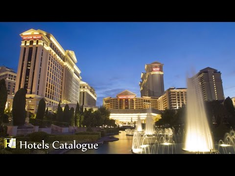 Caesars Palace Las Vegas Hotel and Casino - Caesars Entertainment - Luxury Hotel Tour