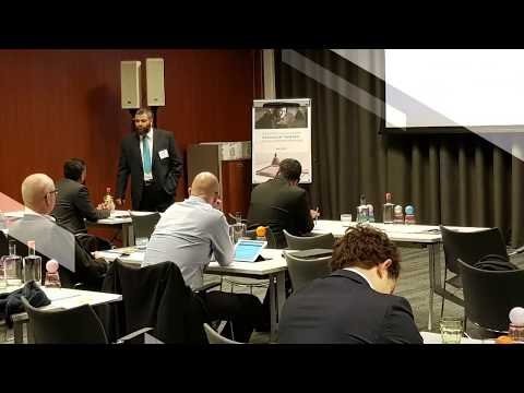 Ahmed Said Kotb - 15th Annual Shutdowns and Turnarounds Conference - Amsterdam - February - 2018