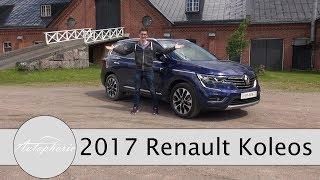 2017 Renault Koleos Energy dCi 130 Fahrbericht / Plus X-Tronic Automatik im Check - Autophorie