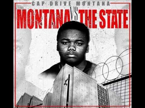 CapDrive Montana - Montana Vs. The State(FULL MIXTAPE)