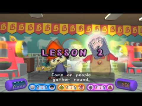 How to get Cool mode on Parappa the Rapper 2