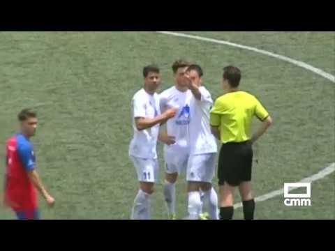 Resumen UD Lanzarote - CP Villarrobledo