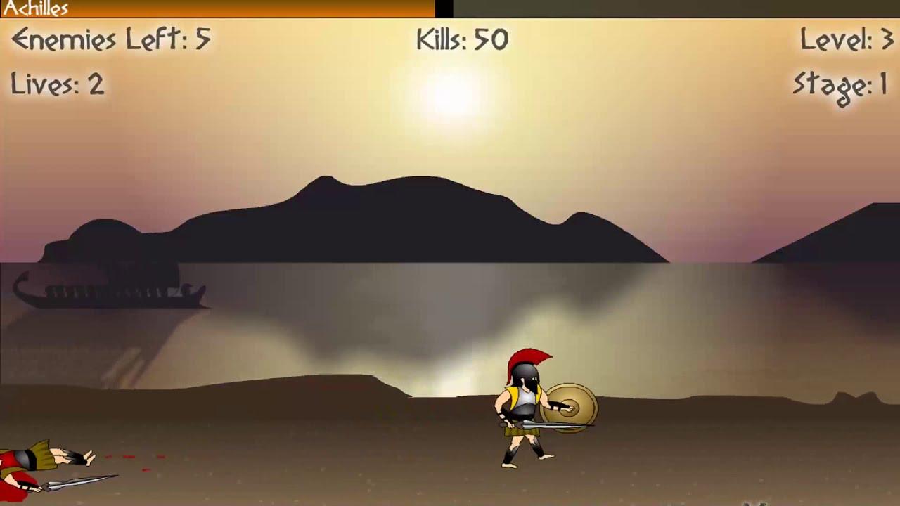 Achilles Game Online