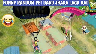 FUNNY PUBG LITE PET DARD JHADA LAGA COMEDY SHORTS|FUNNY WHATSAPP MOMENTS VIDEO CARTOONFREAK|#SHORTS