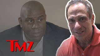 Magic Johnson Sits Down With Harvey Levin To Discuss His Life | Objectified