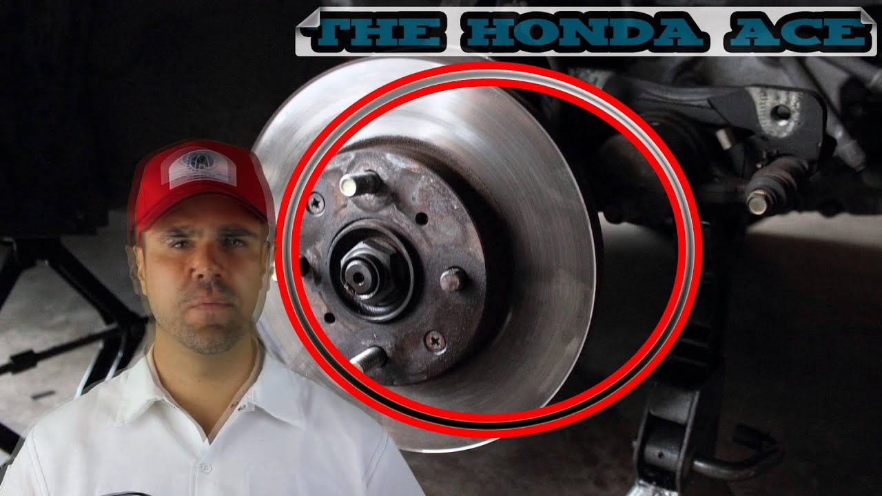 Luge Gifi Wheel Lug Stud Replacement Civic The Honda Ace Youtube