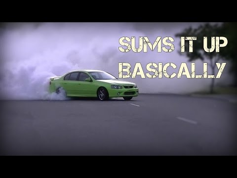 🇦🇺 BEST Ford Barra Inline 6 Sound Compilation! MAD BURNOUTS!