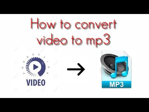 How To Convert Video To Mp3 Fast?