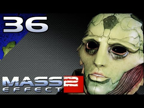 Mr. Odd - Let's Play Mass Effect 2 - Part 36 - Thane Krios