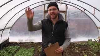 Ask the Urban Farmer -- HOW TO Manage your Time and Farm