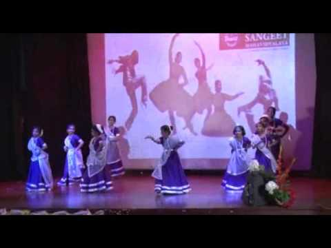 Can U Imagine Dance On The Song Allah Wariya? Classical Style Dance.
