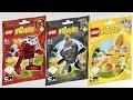 LEGO Mixels Wave 1 Set Images