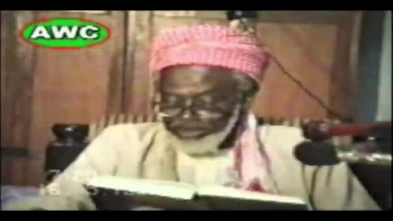 Download Sheikh Mahmood Gumi Tafsir Suratul Baqara Part 1
