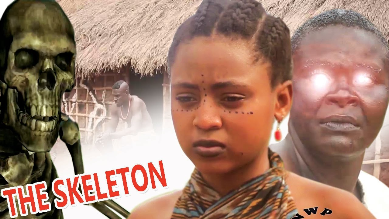 Download Evil Skeleton Season 1 - Regina Daniels 2017 Latest Nigerian Nollywood Movie