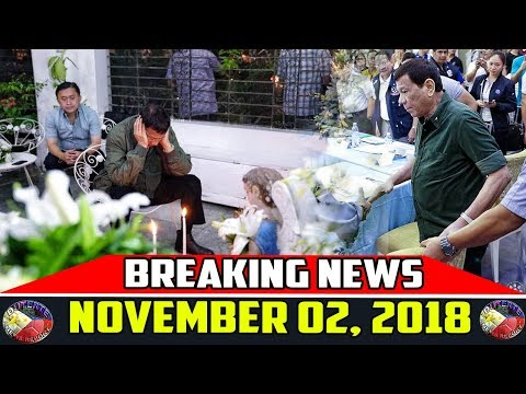 BREAKING NEWS NOVEMBER 02 2018 | PRESIDENT DUTERTE | OFW UAE | MT. PROVINCE LANDSLIDE | UNDAS 2018