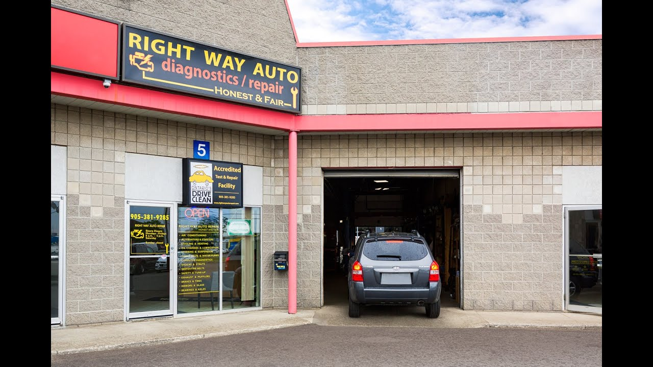 Rightway Auto Sales >> Right Way Auto Repair In Hamilton On Car Maintenance And