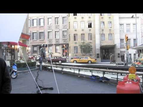"Behind the Scenes ""HTC Rezound"" Commercial - Gazelle Motion Control Camera Crane"