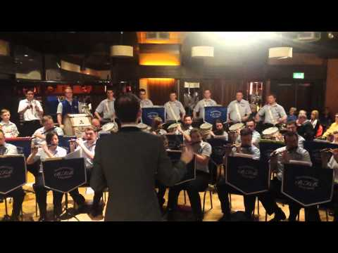 Brookeborough Flute Band-Lord of the Dance-