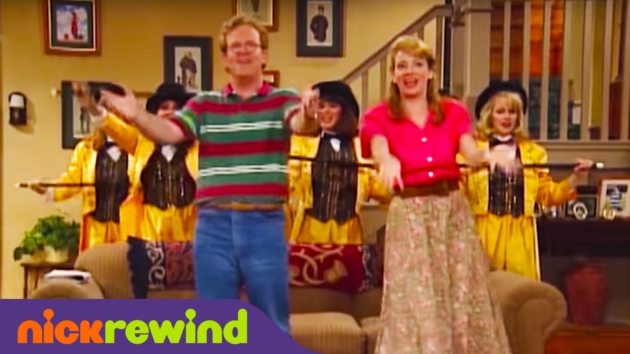 Clarissa and Real Life Musicals | Clarissa Explains It All | NickRewind
