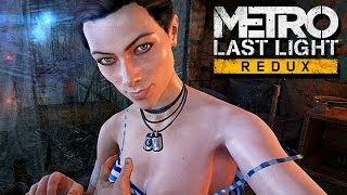 Metro Last Light Redux Gameplay German #13 - Liebesspiel mit Anna