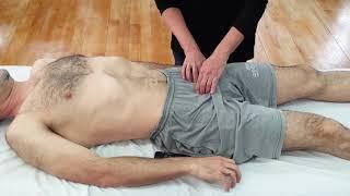 סטרוקטורל בדיקות pubis