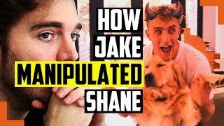 Body Language of How Jake Paul Manipulated Shane Dawson In Shane's Jake Paul Series