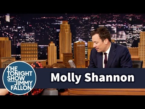 Molly Shannon Dares Her Kids to Do Silly Pranks