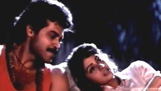 Jaamu Rathiri Full Video Song || Kshana Kshanam Movie ||  Venkatesh, Sridevi