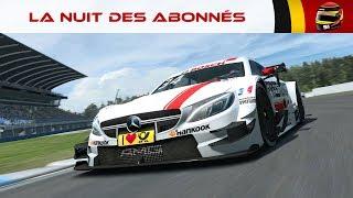VOD - La nuit des abonnés - Raceroom Racing Experience - (03/05) [FR ᴴᴰ]