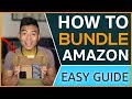 Amazon FBA Product Bundling Explained! Simple STEP-BY-STEP Guide