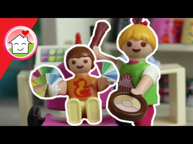Playmobil Film deutsch  - Farb und Stilberatung im Shopping Center - Kinderfilm von Family Stories
