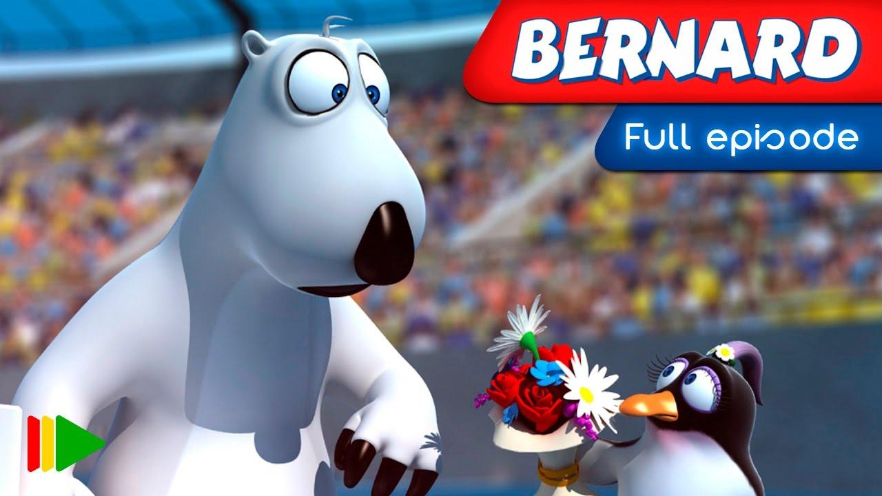 Bernard Bear - 149 - Race Walking 2