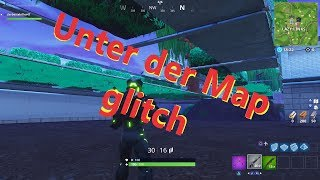 *GEPATCHED* Fortnite Under the Map Lazy Links Glitch (English)(HD)