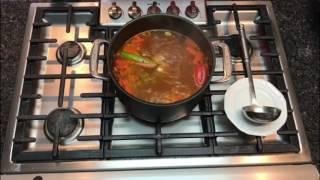 Shurpa Soup / Шурпа