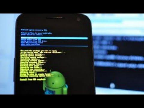 Слетела прошивка на планшете андроид